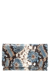 Abro Clutch Jeans Blue