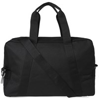 The Cambridge Satchel Company Canvas Sports Bag Black