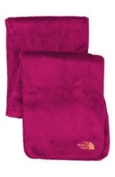 The North Face Women's 'Denali' Thermal Scarf Pink Dramatic Plum
