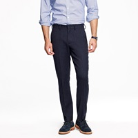 J.Crew Bowery Slim In Donegal Wool