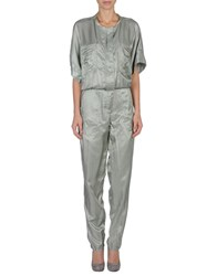 Girl By Band Of Outsiders Overalls Light Green