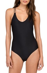 Volcom Women's Simply Solid One Piece Swimsuit