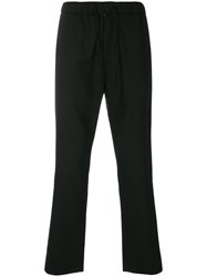 Cmmn Swdn Cropped Tailored Trousers Black