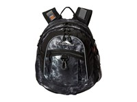 High Sierra Fat Boy Backpack Atmosphere Black Backpack Bags Multi