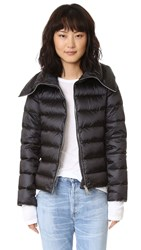 Add Down Jacket Black
