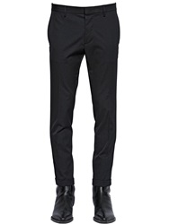 Dsquared Tokyo Wool And Silk Blend Pants Black