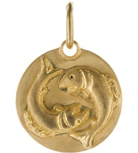 Annoushka Pisces 18Ct Yellow Gold Pendant