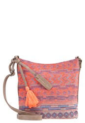Tom Tailor Denim Carolyn Across Body Bag Multi Multicoloured