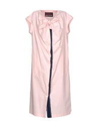 Collection Privee 3 4 Length Dresses Pink