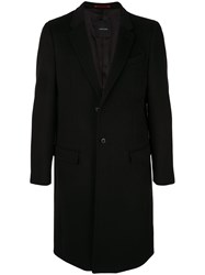 Loveless Single Breasted Knitted Coat 60
