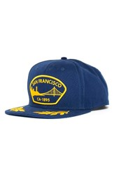 98caf2d10348d Goorin Bros. Men s Brothers  San Francisco  Baseball Cap Blue