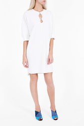 Alexander Wang Women S Lace Up Tunic Boutique1 White