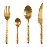 Seletti Fingers Cutlery Set Of 4