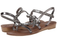 Carlos By Carlos Santana Athena Pewter Women's Sandals