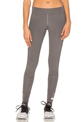 Adidas By Stella Mccartney The Performance 7 8 Tight Charcoal