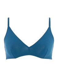 Sloggi Evernew Non Wired Bra Turquoise