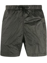 Rrd Shell Swim Shorts Green