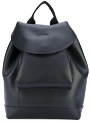 Marni Kit Backpack Women Calf Leather One Size Black