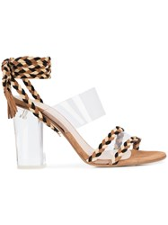 Ritch Erani Nyfc Christina Sandals Brown