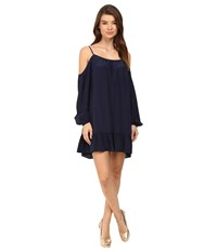 Lilly Pulitzer Candice Dress True Navy Women's Dress