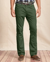 Tommy Hilfiger Jeans Overdye Rebel Slim Jean Berkeley Green