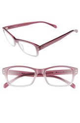 Corinne Mccormack Women's 'Jess' 46Mm Reading Glasses Violet Fade