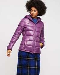 Aspesi Down Jacket Rubero La Luna Purple
