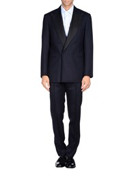 Mp Massimo Piombo Suits And Jackets Suits Men Dark Blue