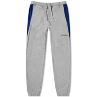 Nanamica Logo Sweat Pant Grey