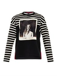 Marc By Marc Jacobs Dreamy Rhea Illustration Striped Top