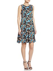Creatures Of The Wind Dezso Floral Dress Multi