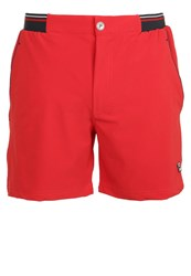 Fila Stephan Sports Shorts Red