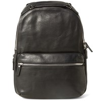 Shinola Runwell Backpack Black