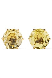 Ippolita Rock Candy 18 Karat Gold Citrine Earrings