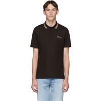 Burberry Brown Johnston Polo