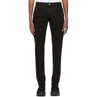 Moncler Black Slim Fit Jeans