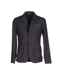 Myths Suits And Jackets Blazers Men Steel Grey