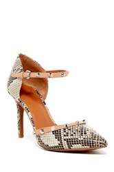 14Th And Union Marlow Studded Pump Wide Width Available Brown