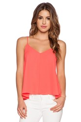 Eight Sixty Cami Coral