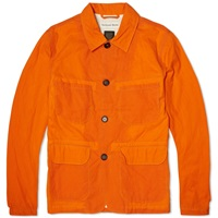Universal Works Labour Jacket Orange