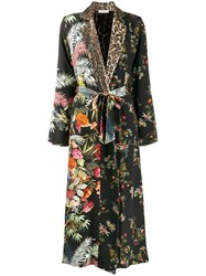 Anjuna Adelaide Robe Coat Black