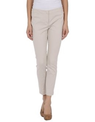Flavio Castellani Casual Pants Light Grey
