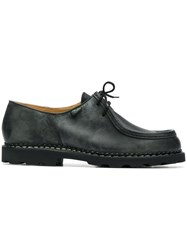 Paraboot Michael Lace Up Shoes Black