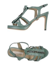 Schumacher Sandals Military Green