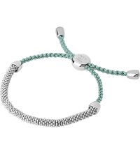 Links Of London Effervescence Xs Sterling Silver And Pewter Bracelet