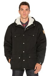 Fjall Raven Greenland Winter Jacket Black