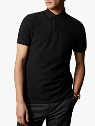 Ted Baker Infuse Polo Shirt Black