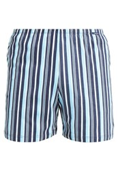 Calida Boxer Shorts River Blue Dark Blue