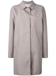 Fay Lightweight Trench Coat Nude Neutrals