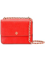 Tory Burch Chain Strap Shoulder Bag Yellow Orange
